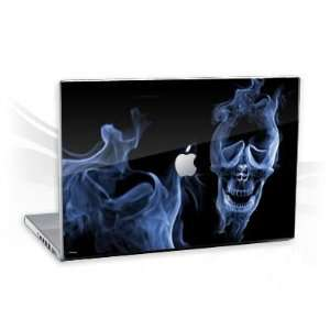 MacBook Pro 15,4   Smoke Skull Notebook Laptop Vinyl Sticker