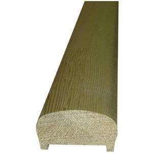 BW Creative Wood HE200ES08A Hemlock Hand Rail