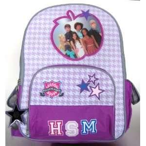 Disney High School Musical 2 Backpack 16 Toys & Games