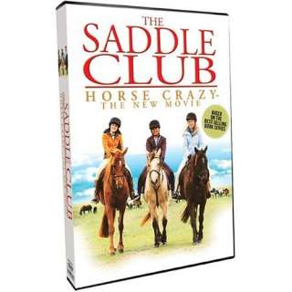 Saddle Club   Horse Crazy   The New Movie Sophie Bennett
