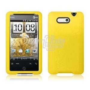 Premium High Quality Soft Gel Silicone Rubber Skin Case Cover for HTC