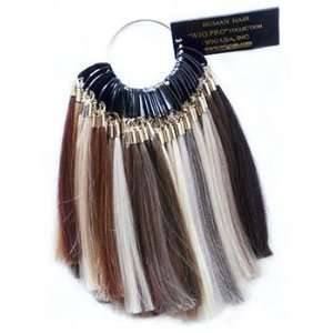 Wig Pro Human Hair Color Ring Beauty