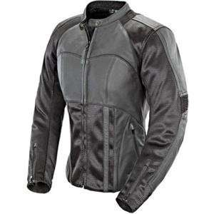 Joe Rocket Womens Radar Jacket   Medium/Black/Black