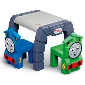 Little Tikes Thomas & Friends Table & Chairs Set : Toys & Games