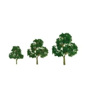 Miniature Tree 92038 Premium Tree, Deciduous 2 3 (4): Toys & Games