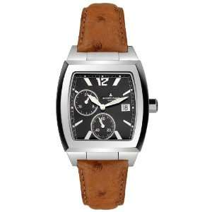Mens Animus Brown Ostrich Electronics