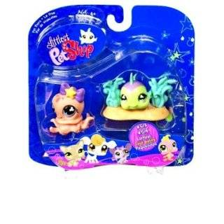 Littlest pet shop 1324 lime green caterpillar inchworm for Fish and more pet store