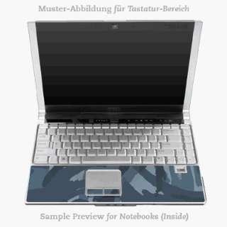 Design Skins for Apple MacBook Pro 17 Tastatur   Unruhige