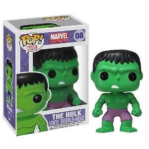 Hulk Pop! Heroes   Marvel Universe   Vinyl Figure Toys & Games