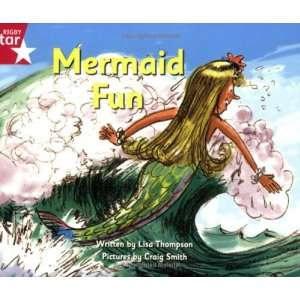 Mermaid Fun (Pirate Cove Pink Level Fiction) (9780433166184) Books