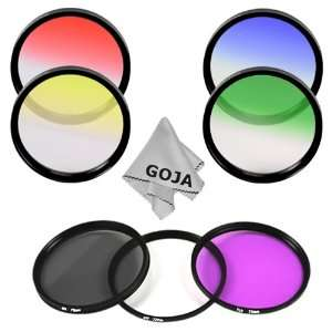 Fluorescent) + Premium Goja Microfiber Cleaning Cloth