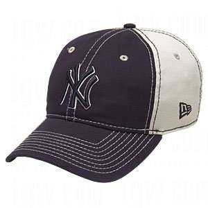 New Era MLB Low & Away Twill Caps   New York Yankees