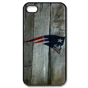 Designed iPhone 4/4s Hard Cases Patriots team logo Cell