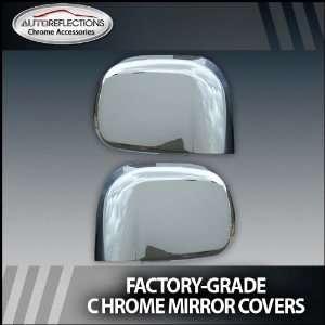 2002 2008 Dodge Ram 1500 Chrome Mirror Covers (Full