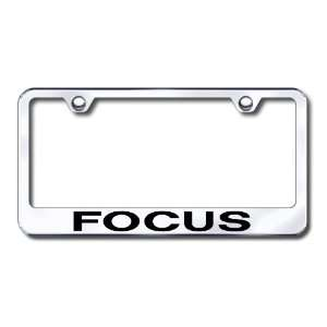 Ford Focus Custom License Plate Frame Automotive