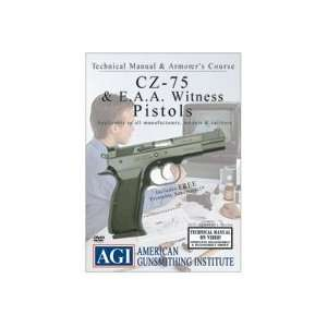 CZ 75 & E.E.A. Witness Pistols Armorers Course: Movies & TV