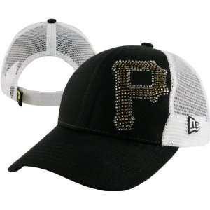 Pittsburgh Pirates Youth New Era Jr. Jersey Shimmer Adjustable Hat