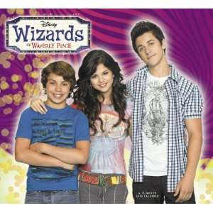 Disney Wizards of Waverly Place 2010 Wall Calendar