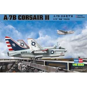48 A7B Corsair II Light Attack Aircraft (Plastic Models) Toys & Games