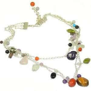 Franki Baker Semi precious Gemstones (Amethyst, Brown Tigers Eye