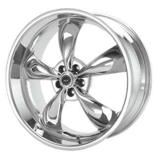 American Racing Torq Thrust M AR605 Chrome Wheel (17x8