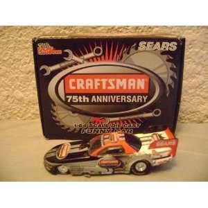 Racing Champions Craftsman 75th Anniversary Funny Car
