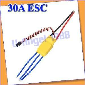 30a brushless 450 motor speed controller rc esc 30 a