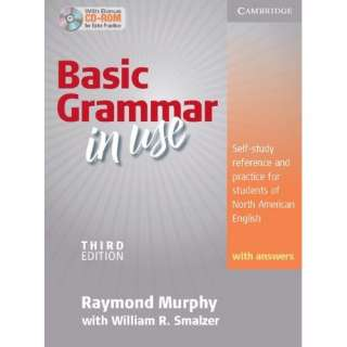 Basic Grammar in Use Students Book with Answers and CD ROM