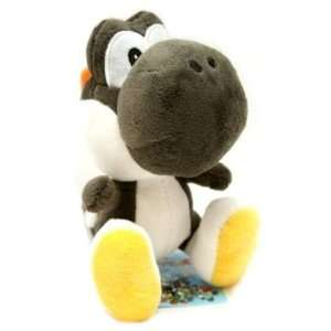 Nintendo Super Mario Bros. Black Yoshi Plush Toys & Games
