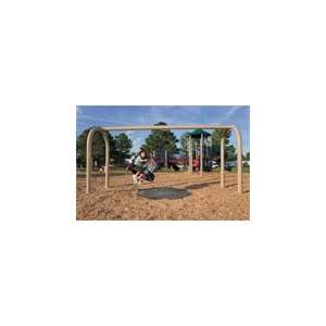 Arch Tire Swing With 5 Inch Frame Toys & Games