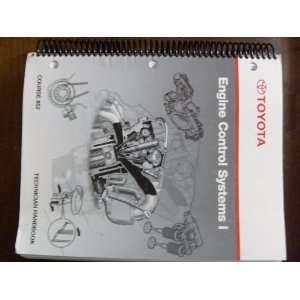 Toyota Technician Handbook Course 852 Engine Control Systems I Toyota