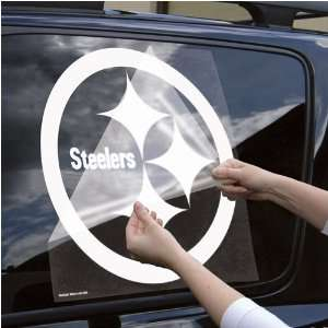 Wincraft Pittsburgh Steelers 18x18 Die Cut Decal Sports