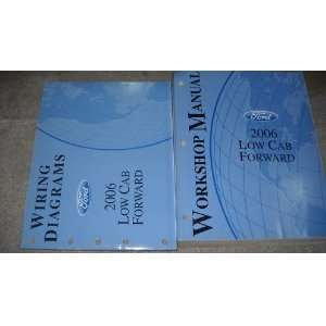 manual, and the electrical wiring diagrams manual) ford Books