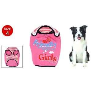 Como Size 4 Summer Sailor Pet Dog Doggle Doggie Puppy Tee