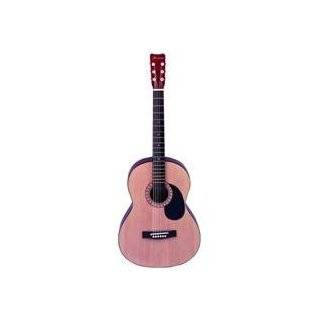 Acoustic Guitar, Sunburst Gloss Finish Musical Instruments