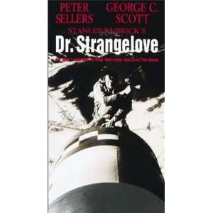 Dr Strangelove or: How I Learned to Stop Worrying and Love