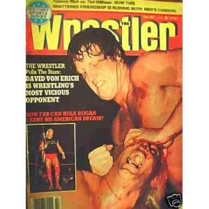 The Wrestler Wrestling Magazine February 1984 Issue