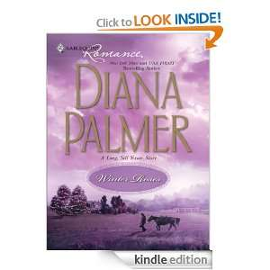 Winter Roses (Harlequin Romance Long, Tall Texans) Diana Palmer