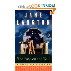 The Face on the Wall (Homer Kelly Mystery) (9780140281576