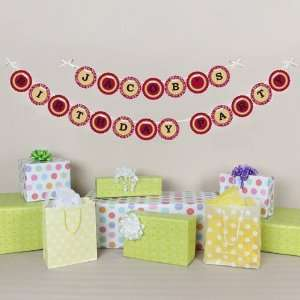Little Cowboy   Personalized Garland   Birthday Party Letter Banner