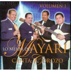 Volumen 1, Lo Mejor Del Cuarteto Mayari, Canta Corozo