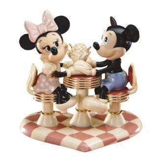 Lenox Disney Mickeys Musical Melody Figurine  Kitchen