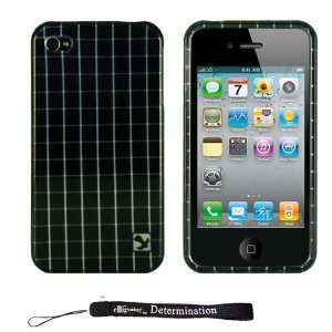 Crystal Case Snap On Cover for Apple iPhone 4 , 4th Generation, 4th