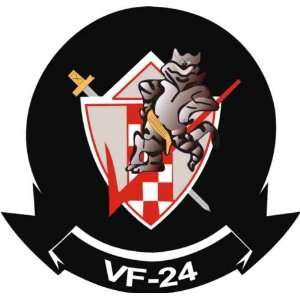US Navy VF 24 Fighting Renegades Squadron Decal Sticker 5