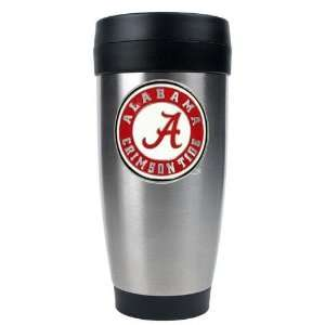 Alabama Crimson Tide NCAA Travel Tumbler  Sports