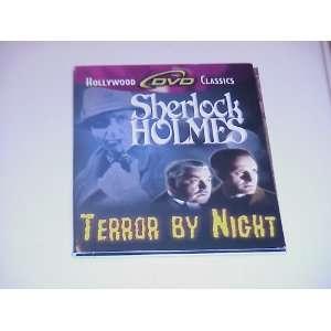 DVD, Sherlock Holmes Terror By Night, (All regions DVD