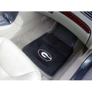 Georgia UGA Bulldogs Dawg Head Vinyl Car/Truck/Auto Floor Mats