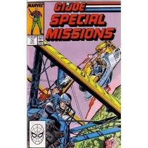 G.I. JOE SPECIAL MISSIONS, VOL 1 #12 (COMIC BOOK) MARVEL