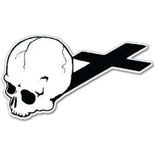 Shattered Faith Punk rock music sticker decal 5 x 3