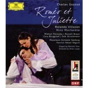 Charles Gounod: Roméo et Juliette [Blu ray]: Rolando